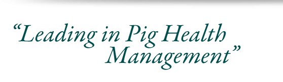Leading in Pig Health Management